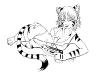 cosmic_feline___milea_by_shadowsmyst